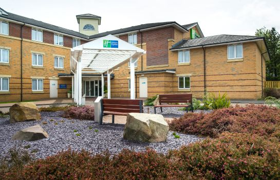 Vista esterna Holiday Inn Express STIRLING