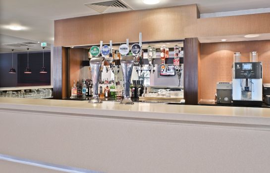 Bar del hotel Holiday Inn Express BELFAST CITY - QUEEN'S QUARTER