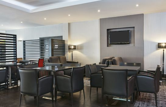 Restaurante Holiday Inn Express BELFAST CITY - QUEEN'S QUARTER