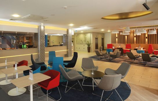 Restaurant Holiday Inn Express BELFAST CITY