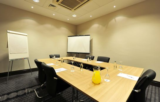 Sala de reuniones Holiday Inn Express BELFAST CITY - QUEEN'S QUARTER