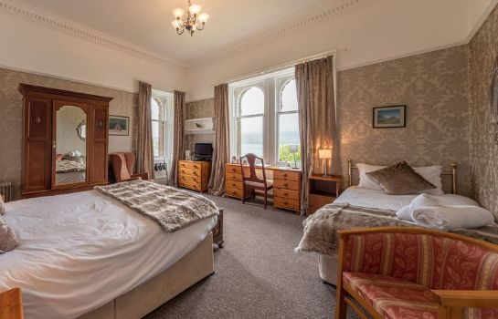 Info Craigard House Hotel