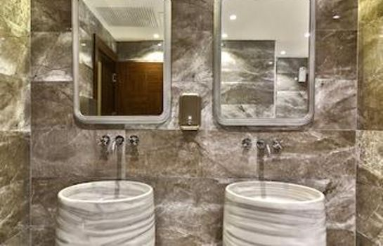 Cuarto de baño Club Hotel Ephesus Princess - All Inclusive