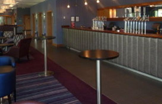 Hotel bar Oxford Spires Hotel