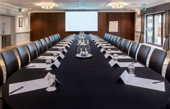 Conference room Oxford Spires Hotel