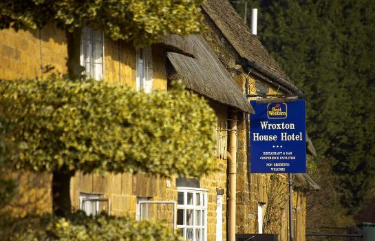 Exterior view Best Western Plus Wroxton House
