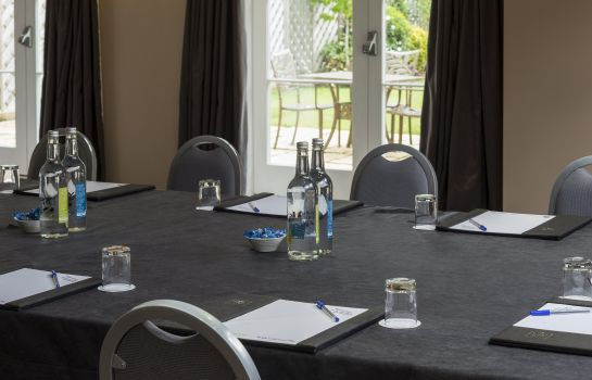 Conference room Best Western Plus Wroxton House