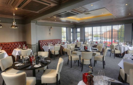 Restaurant Best Western Premier East Midlands Airport Yew Lodge Hotel