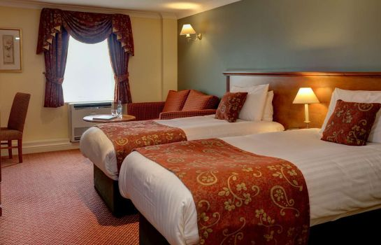 Kamers Best Western Premier East Midlands Airport Yew Lodge Hotel