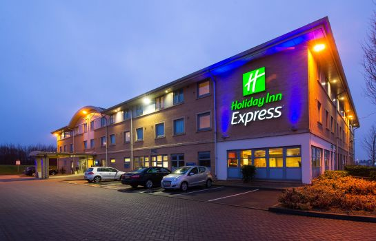 Exterior view Holiday Inn Express EAST MIDLANDS AIRPORT