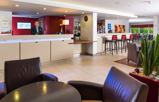 Lobby Holiday Inn Express EAST MIDLANDS AIRPORT