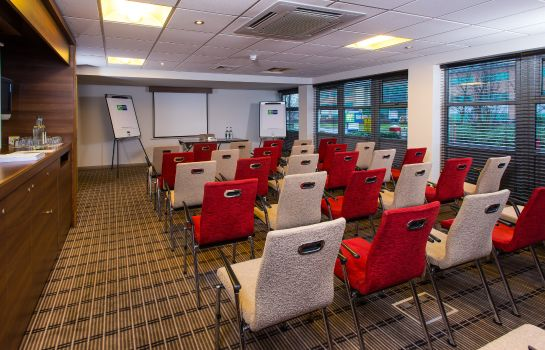 Conference room Holiday Inn Express EAST MIDLANDS AIRPORT