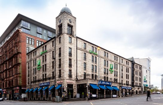 Exterior view Holiday Inn GLASGOW - CITY CTR THEATRELAND