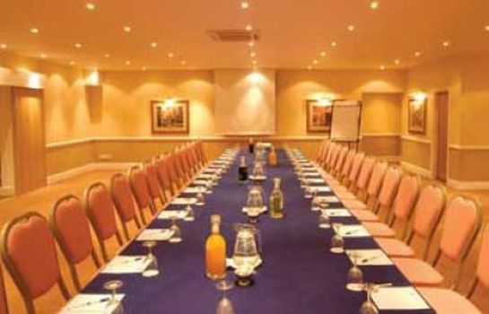 Meeting room Best Western Cresta Court Altrincham