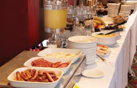 Breakfast buffet Best Western Cresta Court Altrincham