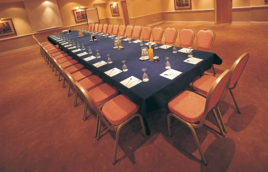 Conference room Best Western Cresta Court Altrincham