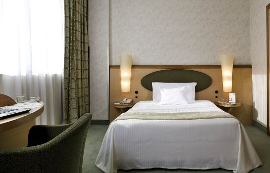 Standardzimmer Mercure Roma West