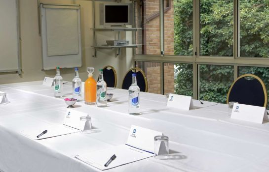 Conference room Best Western Tiverton Hotel
