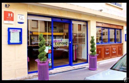 Hotel De L Europe In Rouen Hotel De