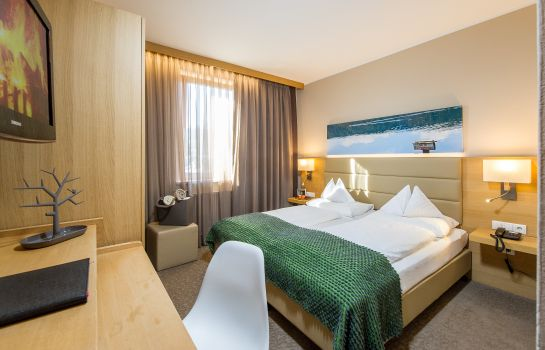 Chambre double (confort) Hotel Moserhof Lebe Genuss