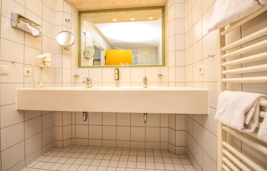 Bagno in camera feelMOOR - Das Gesundresort Bad Wurzach