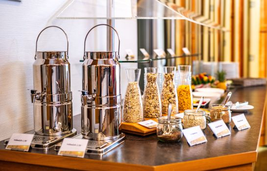 Buffet prima colazione feelMOOR - Das Gesundresort Bad Wurzach