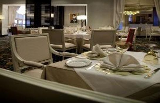 Restaurant Regency Tunis Hotel