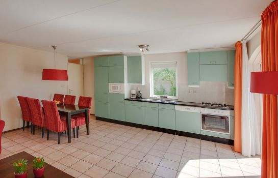 Kitchen in room Resort Citta Romana
