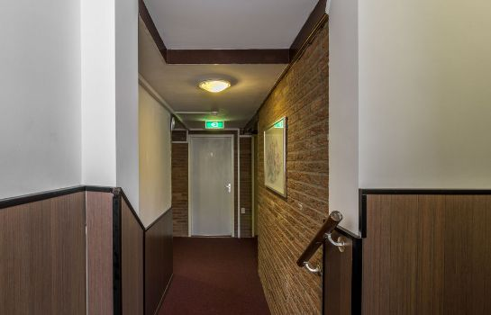 Vista all'interno Hotel Pension Randenbroek
