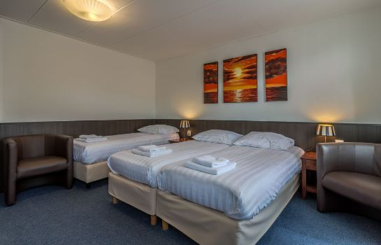 Camera a tre letti Hotel Pension Randenbroek