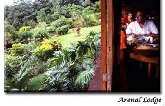 Restauracja ARENAL LODGE