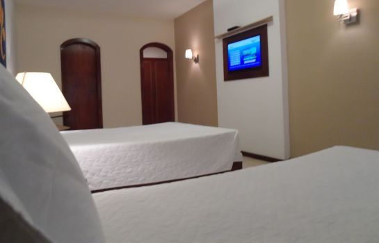Standard room Hotel Canadá