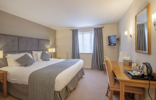 Chambre double (standard) The Crown of Crucis Country Inn & Hotel Ampney Crucis