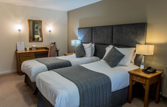 Chambre individuelle (standard) The Crown of Crucis Country Inn & Hotel Ampney Crucis