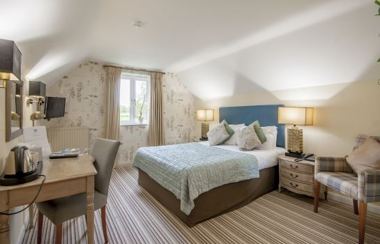Chambre double (confort) The Crown of Crucis Country Inn & Hotel Ampney Crucis