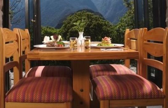 Restaurant BELMOND SANCTUARY LODGE