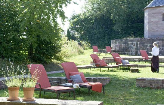 Outdoor Küche Hornbach : Hotel kloster hornbach u hotel de