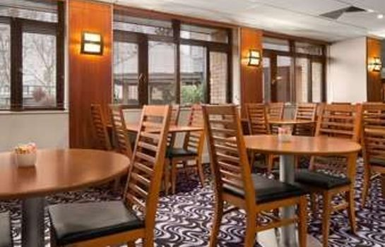 Restaurante Days Hotel London- Waterloo