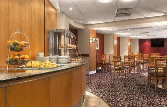 Restaurant Days Hotel London- Waterloo
