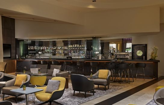 Hotel bar Park Plaza Victoria London