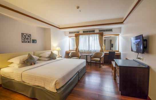 Double room (standard) Silom City Hotel