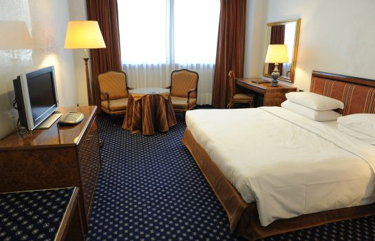Doppelzimmer Standard Tower Genova Airport Hotel & Conference Center