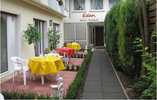 Terrasse Eden Hotel-Pension