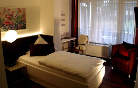 Single room (superior) Haus Katharina am Park Garni