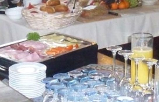 Breakfast buffet Laube