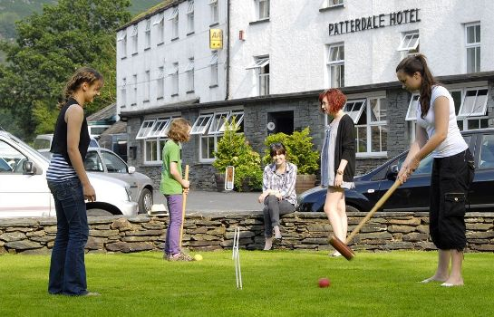 Sports facilities Patterdale Hotel