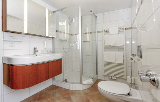 Bathroom Kral Apartmenthotel