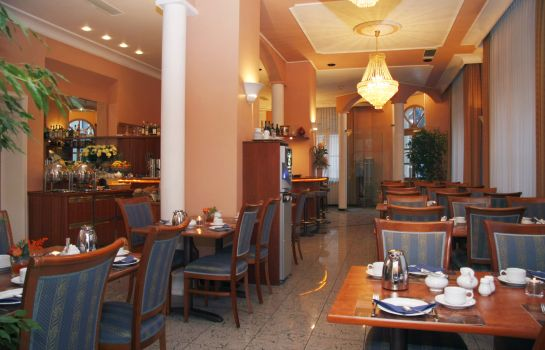 Breakfast room Kral Apartmenthotel