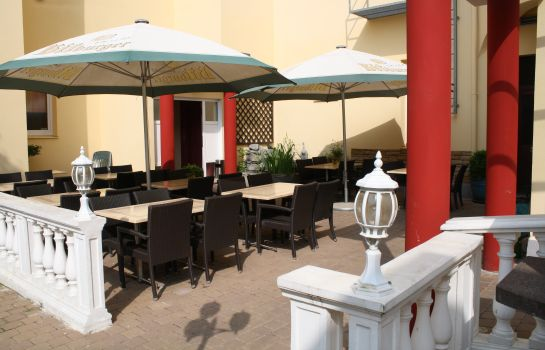 Terrace Kral Apartmenthotel
