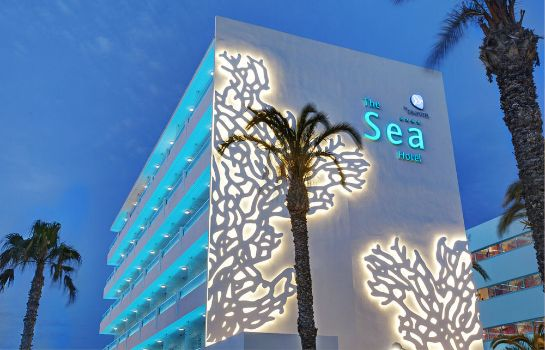 Vista esterna The Sea Hotel by Grupotel - Adults Only